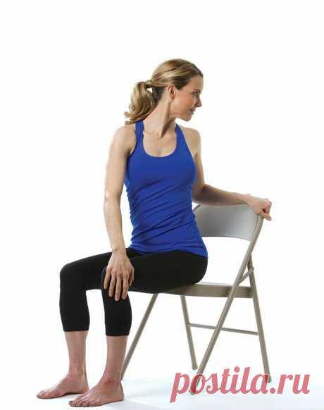 Упражнения при обвисании жира на проблемных зонах нашего тела. Видимый результат за 10-15 минут в день. | Параллельные миры | Яндекс Дзен
