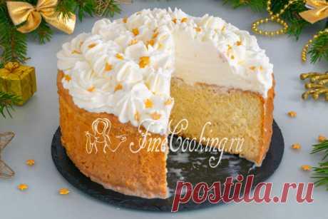 Торт Три молока (Torta De Tres Leches) - Домашняя выпечка - медиаплатформа МирТесен