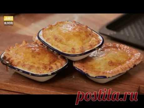 Jamie Oliver - the Australian meat pie