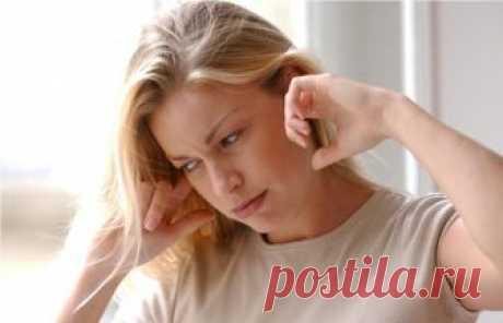 Как избавиться от звона в ушах?