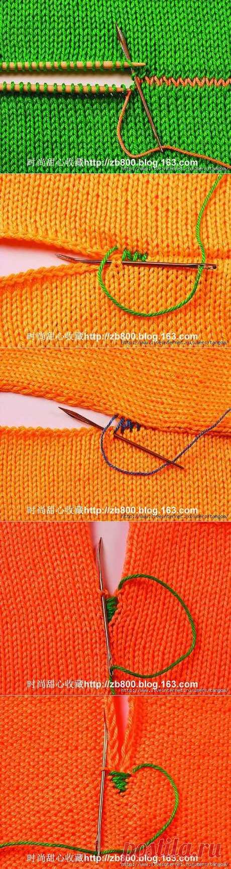 Клад для вязальщицы- все виды соединения трикотажных деталей (спицы).