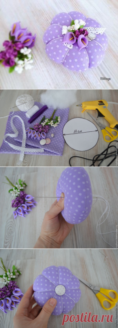 Gift by March 8: we sew a nice needle case the hands - the Fair of Masters - handwork, handmade
