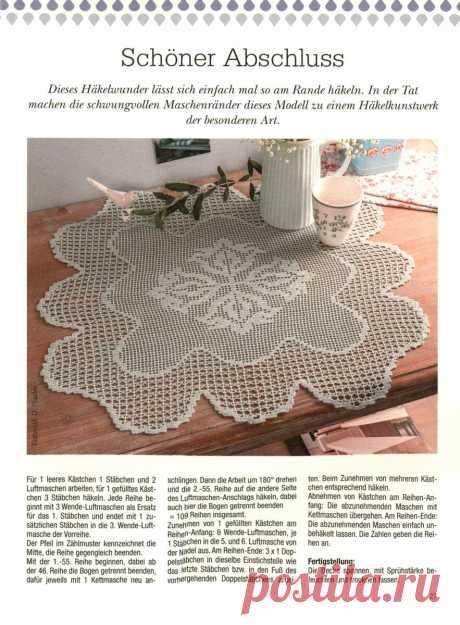 Квадратные салфетки и 15 схем к ним | NataliyaK | Яндекс Дзен
