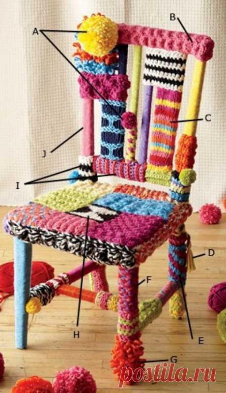 (54) Pinterest - Дизайн старой мебели и другие идеи.
