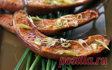 Вкусные и полезные блюда из баклажан - подборка