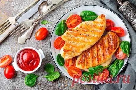 Диетические блюда из куриной грудки, которые не сложно приготовить | Журнал Cosmopolitan
