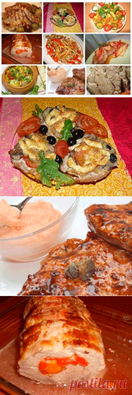 9 вкусных рецептов приготовления свинины | Бабушкины секретики