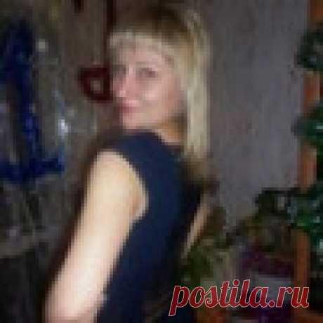 Марина Силина