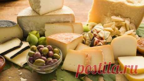 Самые популярные виды козьего сыра в мире