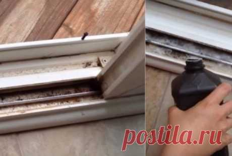 Как за несколько секунд сделать окна и раздвижные двери чистыми! Вид из окна, когда окна не вымыты и грязные, даже в солнечный день, не создаст вам хорошего настроения. Вымыть окна, чтобы на них не осталось следов развода, очень просто. На сегодняшнее время существует много средств для их очистки, да и народные методы могут в этом тоже помочь...