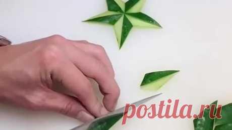 Красивейшие идеи для творчества из овощей