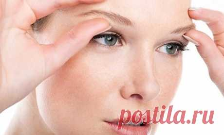 We improve eyelids in house conditions