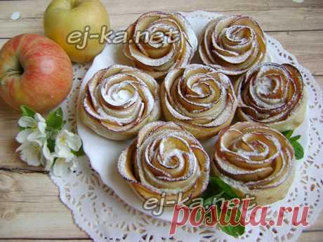 Десерт английская роза - пошаговый рецепт с фото