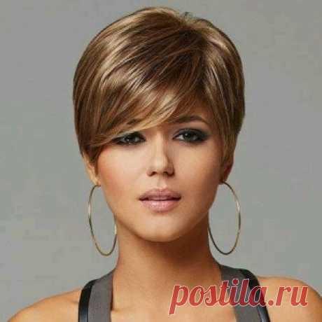 15 шикарных причёсок на короткие волосы - МирТесен
