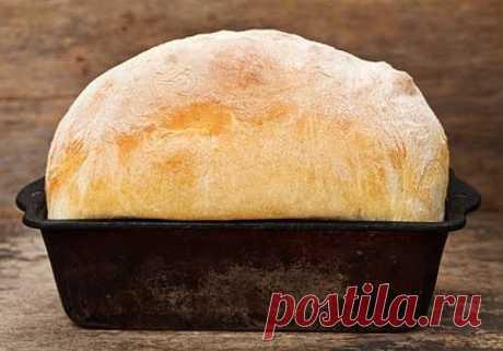 нет ничего вкуснее домашнего хлеба, сделанного своими руками.