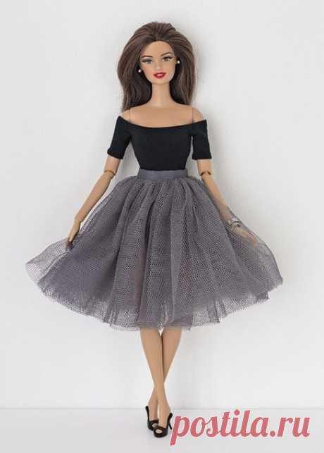 Шьем одежду для куколок