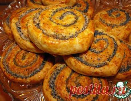 """Печенье """"Маковый соблазн"""" – кулинарный рецепт"""