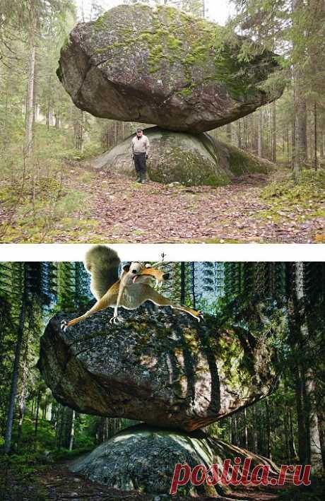 (+1) тема - Камень Kummakivi | НАУКА И ЖИЗНЬ