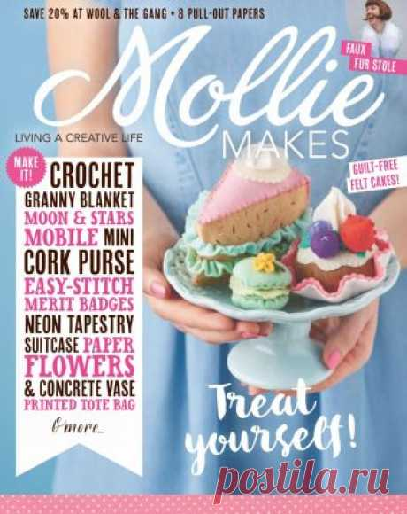 Mollie Makes October №85 2017