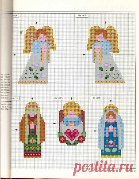 (7) Gallery.ru / Фото #78 - 3 - TIMELES ORNAMENTS - KIM-2