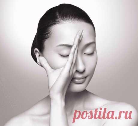 Японский массаж лица — несложный метод избавления от морщин Экология красоты: Отличный японский массаж лица. Мышцы лица подтягиваются, а за ними подтягивается и кожа.