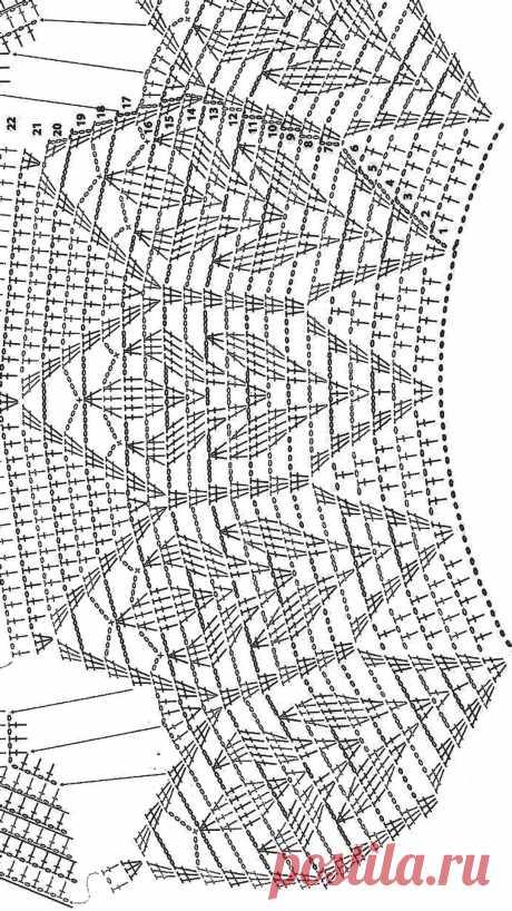 Добрый день, решила создать тему. может кому-то пригодятся подсказки в процессе вязания) Для этой модели нужны тонкие ниточки (например 300м/50г) - Salvabrani