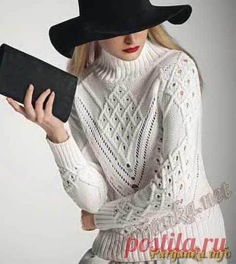 Пуловер (ж) 18*Origin 04 BDF №2260