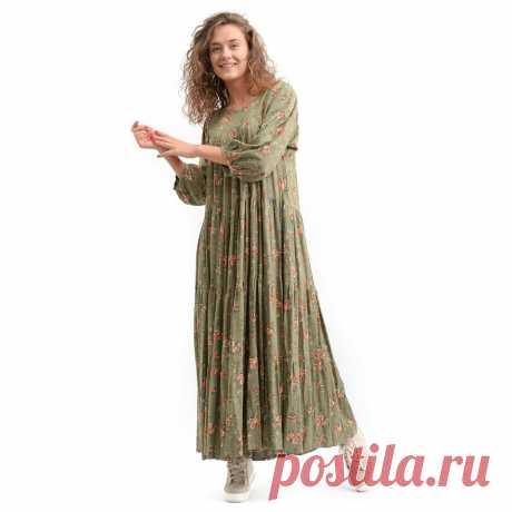 """Платье """"Ярусное"""""""