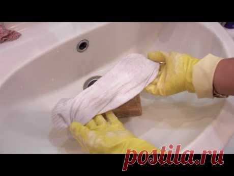 Супер-эффективный СПОСОБ отбелить белые носки - YouTube