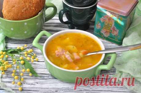 Гороховый суп с грудинкой - womens-time