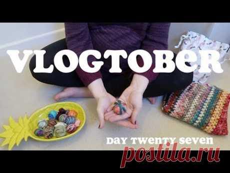 How To Make A Magic Ball!   Vlogtober Day Twenty Seven