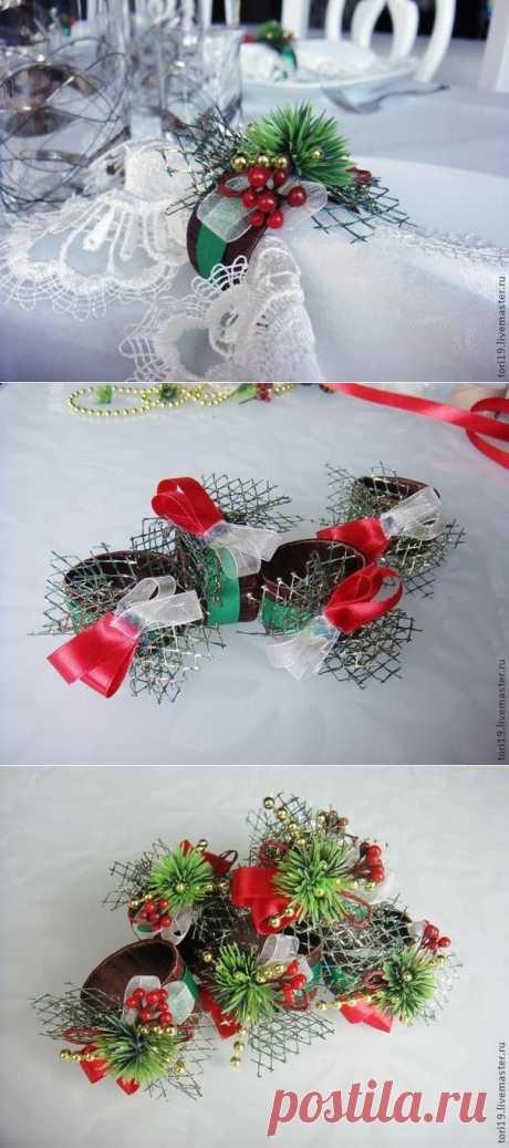 Декоративные кольца для салфеток