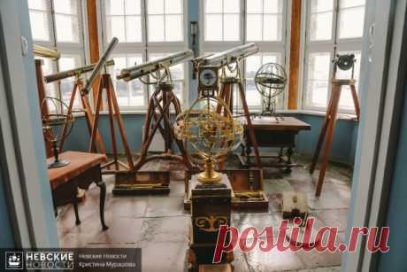 Побывать бесплатно внутри Готторпского глобуса можно в Петербурге