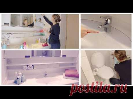 Серия 4/ Уборка в ванной комнате/ Мотивация на уборку/ Организация ванной комнаты