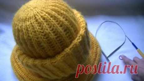 Вязание шапки английской резинкой.Knitting hats British gum группа в контакте https://vk.com/club109334103 спицы купить https://ali.pub/xo9ji крючки купить https://ali.pub/y04m5 купить нитки https://epnclick.ru/redirect/...