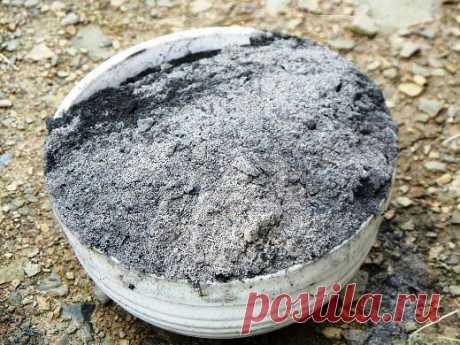 Заменяем цемент золой. Получаем сверхпрочный, огнеупорный раствор. Ингредиенты и пропорции. | Дачный СтройРемонт | Яндекс Дзен