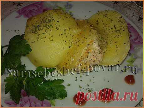 """Potato together with meat in the Philips HD3039 crock-pot: The diary of """"Готовим group in мультиварке"""" - Country of Mothers"""