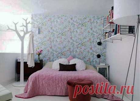(+1) тема - Дизайн небольшой комнаты | Школа Ремонта