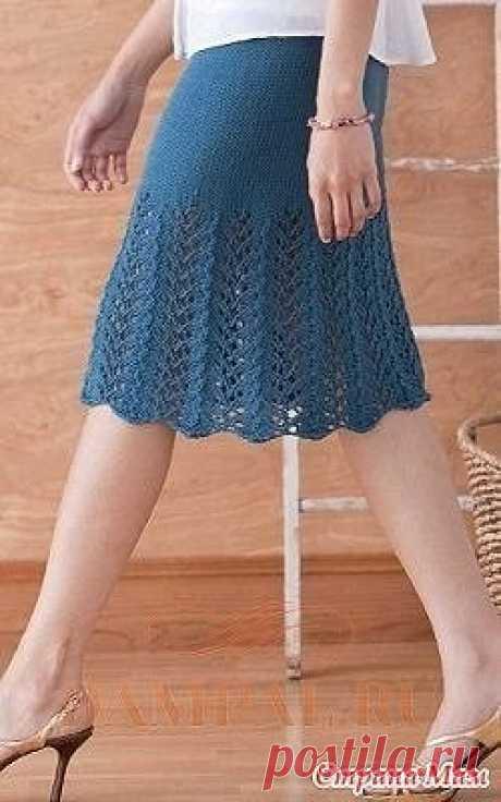 Вязаная юбка от дизайнера Cecily Glowik MacDjnald (Вязание спицами) //pagead2.googlesyndication.com/pagead/js/adsbygoogle.js (adsbygoogle = window.adsbygoogle || []).push({}); Вязаная юбка от дизайнера Cecily Glowik MacDjnald демонстрирует простой способ создания т…