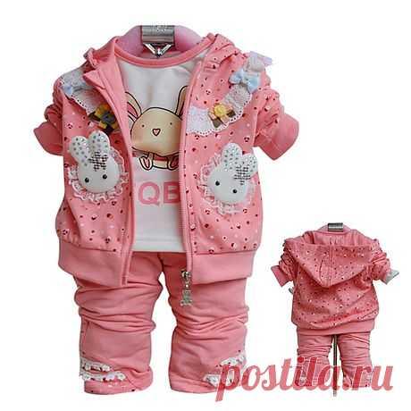 Детский костюм из трех предметов