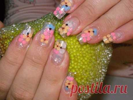 design of nails by March 8: 22 thousand images are found in Yandex. Pictures