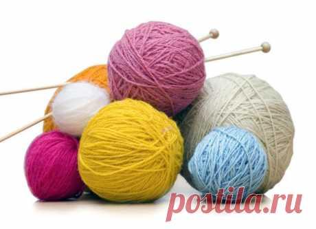 Виды пряжи для вязания / Вязание спицами для начинающих / PassionForum - мастер-классы по рукоделию