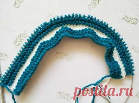 Вязание без хлопот. Как очень просто и быстро связать носки спицами