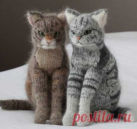 Реалистичнве вязаные животные. Фото великолепных работ. | Handmade для всех | Яндекс Дзен