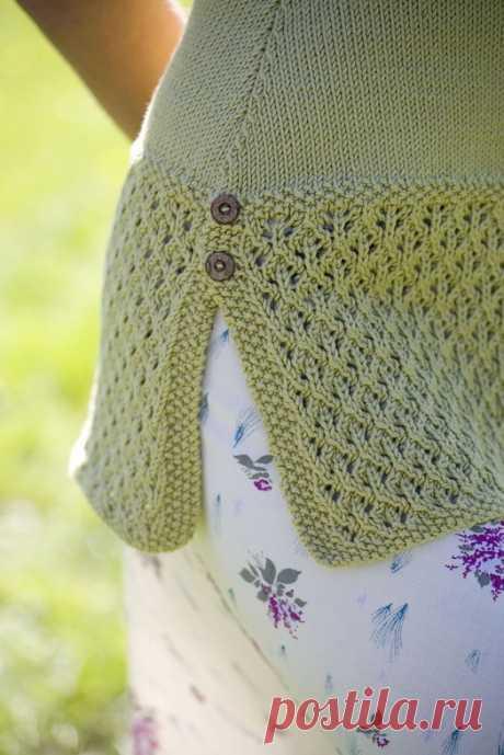 Летние пуловеры,кофточки,топы - oksanatych-rosa - Photo.Qip.ru / id: vax