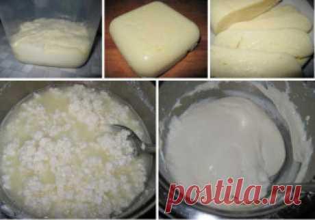 Самые проверенные рецепты - Рецепт низкокалорийного сыра собственного приготовления