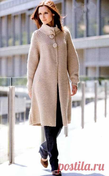 Пальто для стильного осеннего образа