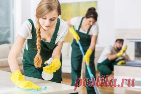 Шпаргалка для генеральной уборки: чем чистить мебель, ванну, пол... — Полезные советы