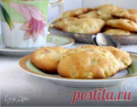 Мягкое яблочное печенье. Ингредиенты: сливочное масло, яйца куриные, сахар