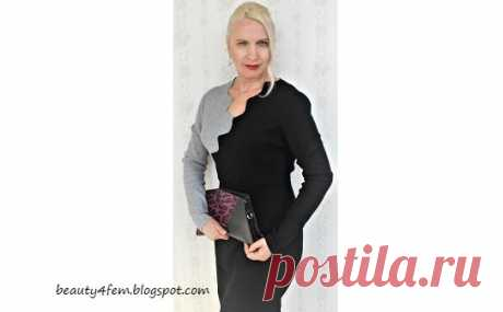 Моя посылка Бонприкс: трикотажное платье, кожаные ботинки и хлопковый пуловер